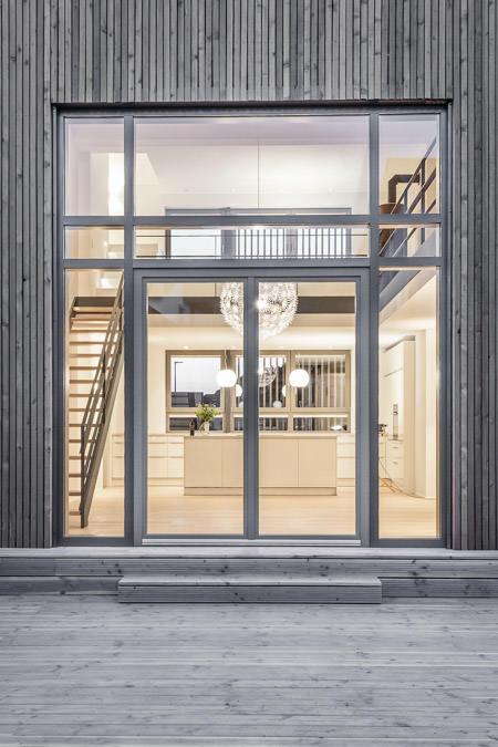 BUB architekten bda _ Holzhaus_Frontbild (1 von 1)