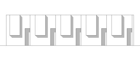 BUB architekten bda _ Stadthäuser _ Studie für GFG_01_Frontbild (1 von 1)