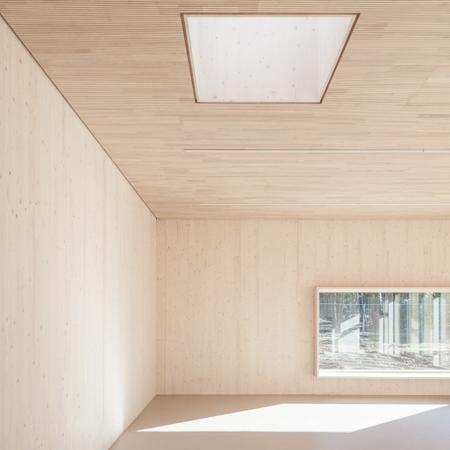 BUB architekten bda _KITA Bergstedt_Durchblick_Ausschnitt_Frontbild (1 von 1)