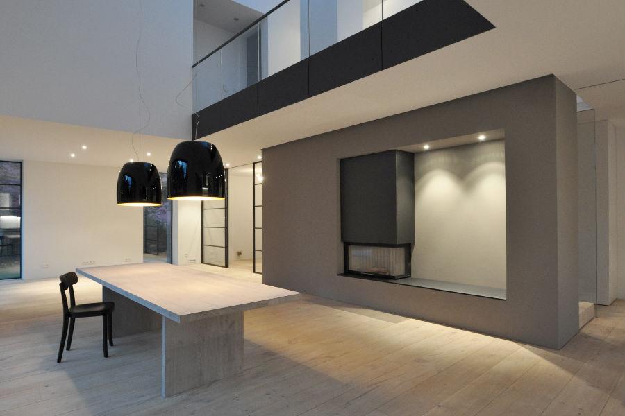 Architekt Hamburg bub architekten hamburg wohnhaus blankenese kaminblock 030 jpg
