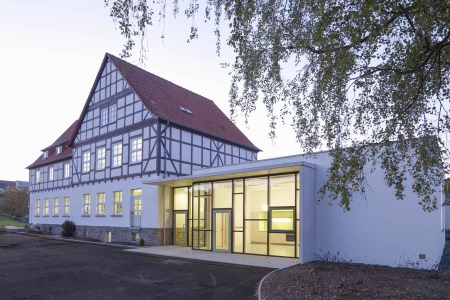 Erweiterung grundschule schmalnau bub architekten - Bub architekten ...