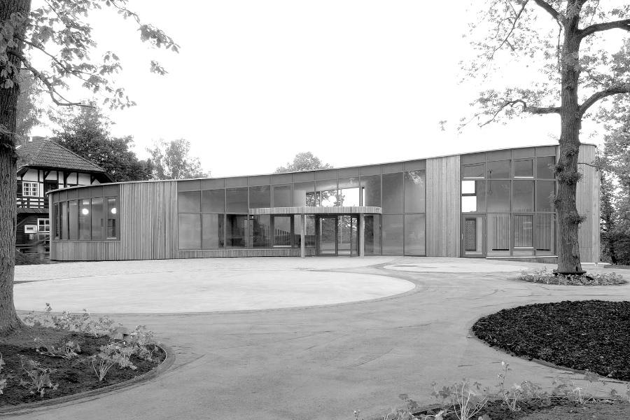 Haus f r spiel und bewegung waldorfschule loheland bub - Bub architekten ...