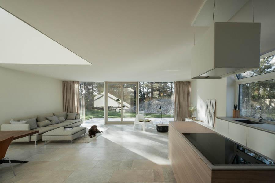 haus in den d nen st peter ording bub architekten. Black Bedroom Furniture Sets. Home Design Ideas